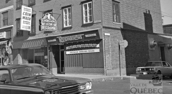 Saint-Sauveur dans les années 1970 (23) : vous souvenez-vous du restaurant Croissant d'Or? - Jean Cazes