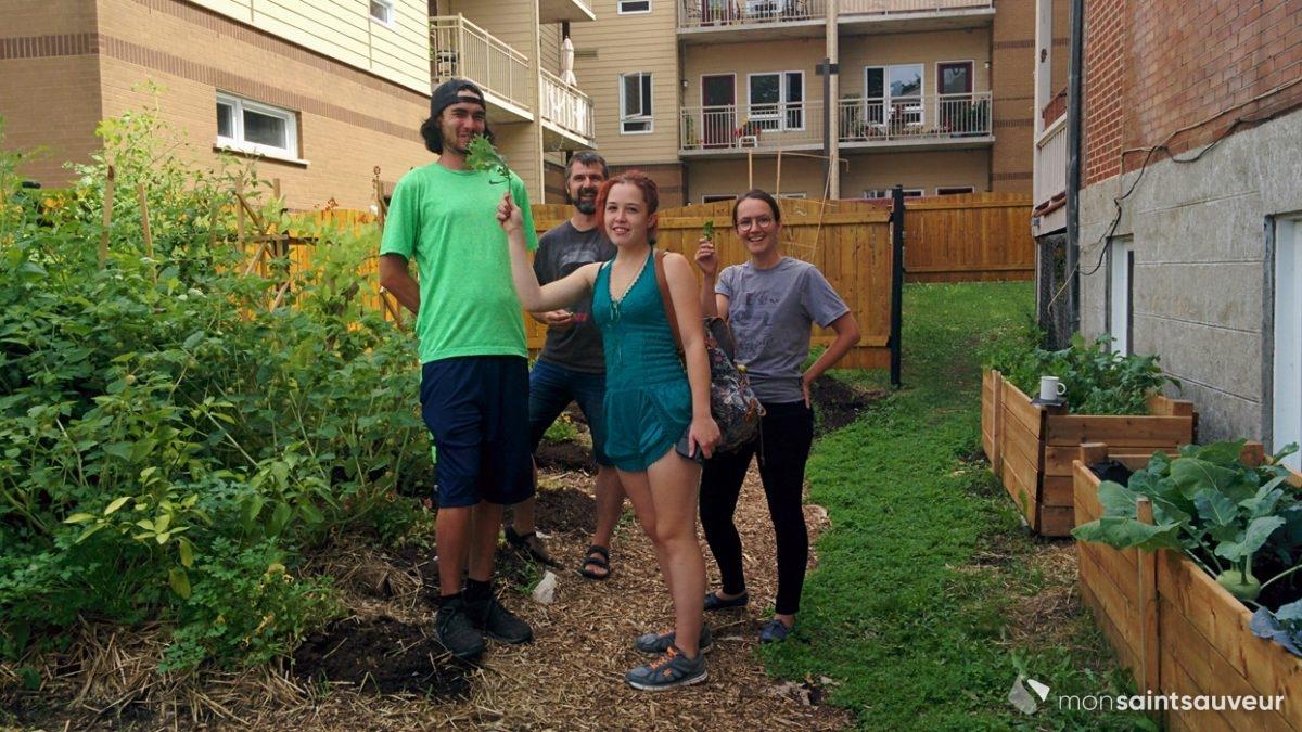 L'AMIE jardine avec la Maison Marie-Frédéric | 21 août 2018 | Article par Suzie Genest