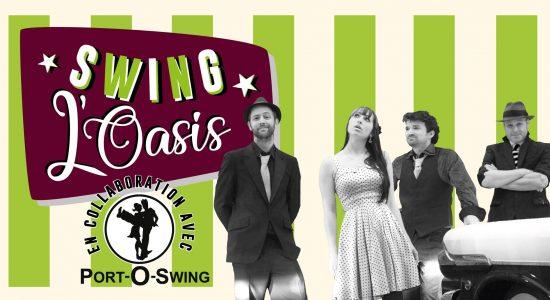 Swing l'Oasis