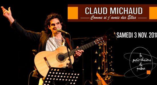 Claud Michaud – Comme si j'avais des Elles