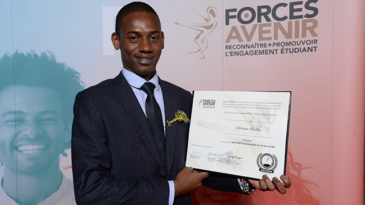 Forces AVENIR récompense des jeunes de Saint-Sauveur et Saint-Roch | 27 septembre 2018 | Article par Suzie Genest