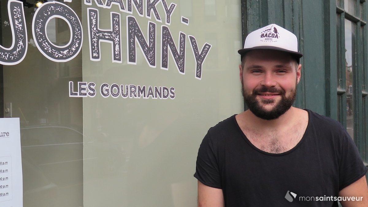 Franky–Johnny : une sandwicherie de copains d'enfance | 21 septembre 2018 | Article par Véronique Demers