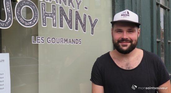 Franky–Johnny : une sandwicherie de copains d'enfance - Véronique Demers