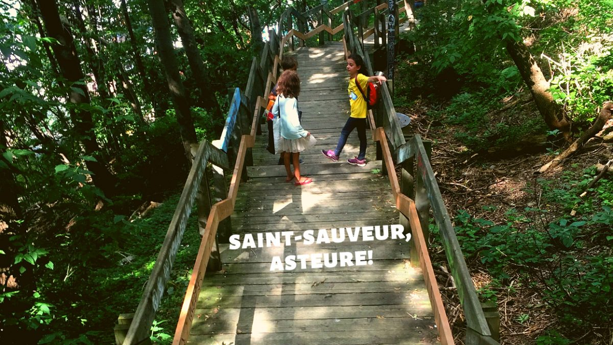 Saint-Sauveur vu par… Le Machin Club | 3 septembre 2018 | Article par Le Machin Club