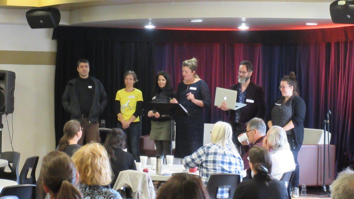 Un premier pas pour l'accessibilité à la culture dans le quartier Saint-Sauveur | 26 octobre 2018 | Article par Vincent Auclair