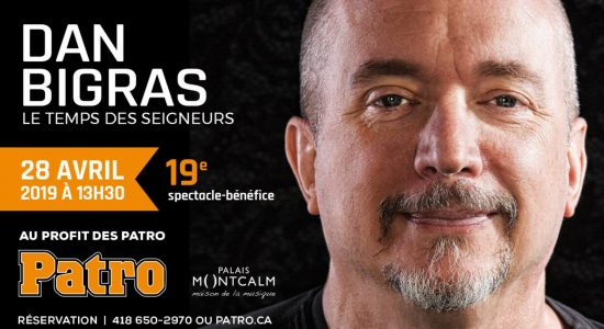 Spectacle-Bénéfice Fondation Des Patros
