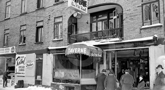 Saint-Sauveur dans les années 1960 (25) : Incendie suspect à la taverne Au Petit Baril - Jean Cazes
