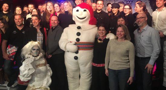 Les quartiers de Québec s'animent au rythme du Carnaval - Véronique Demers