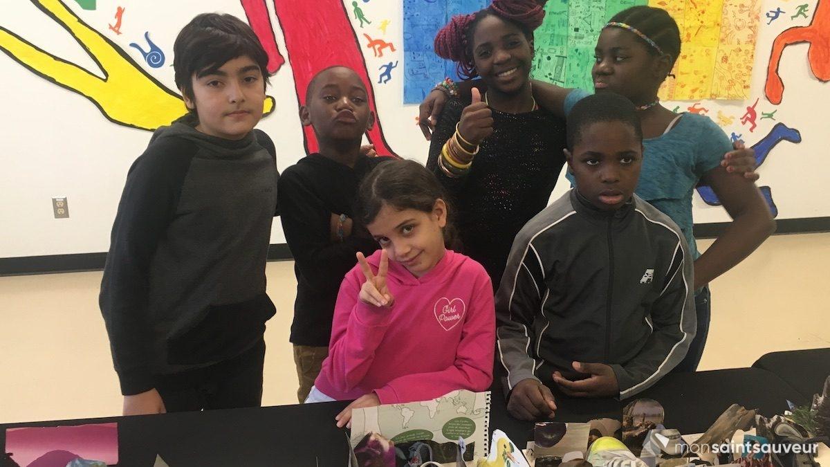Un long voyage pour des jeunes de l'école Saint-Malo | 13 décembre 2018 | Article par Véronique Demers