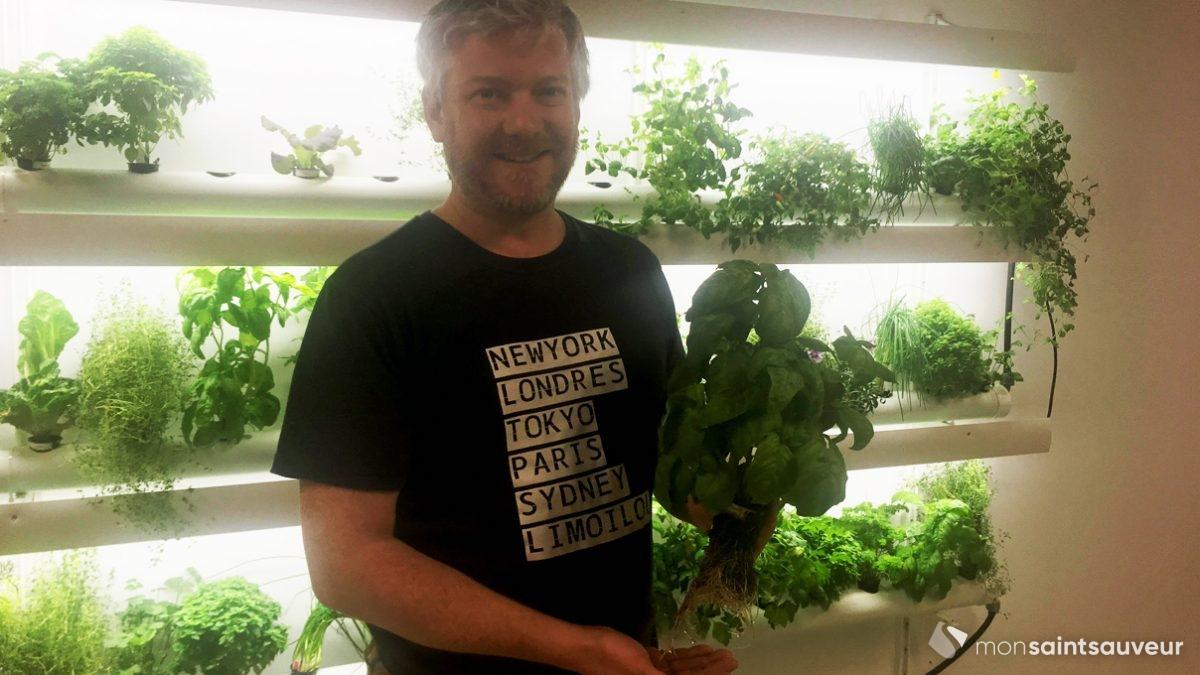 L'agriculture en ville à l'année : mission possible! | 23 février 2019 | Article par Véronique Demers