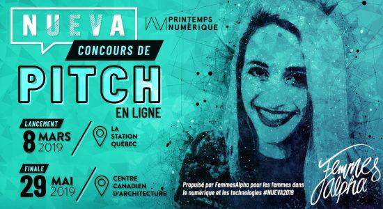 Lancement: NUEVA, Femmes Numériques