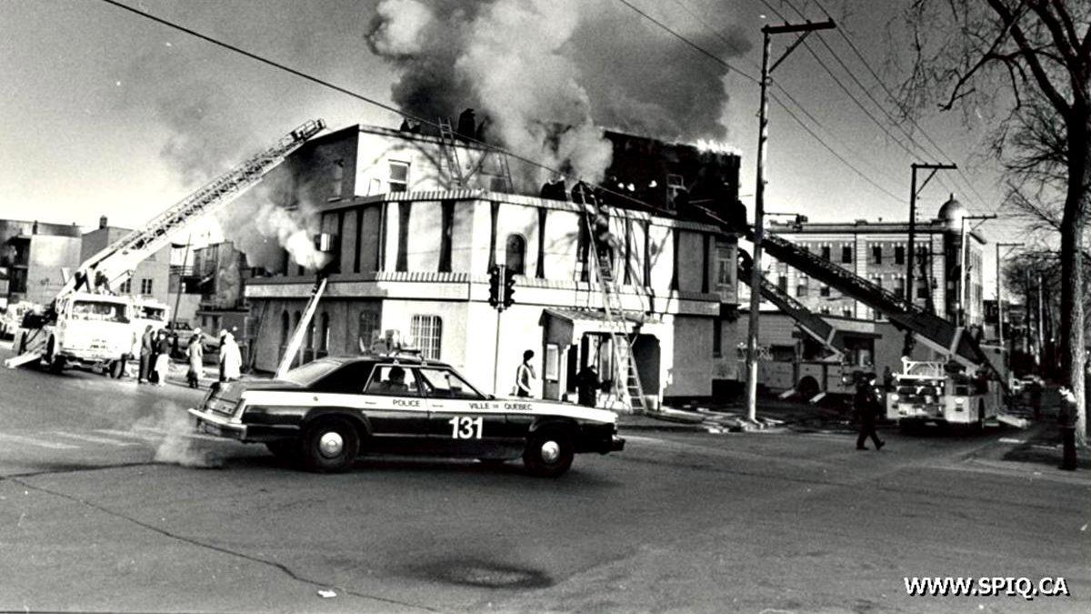 Saint-Sauveur dans les années 1980 (10) : l'incendie du resto-bar La Gondole | 7 avril 2019 | Article par Jean Cazes