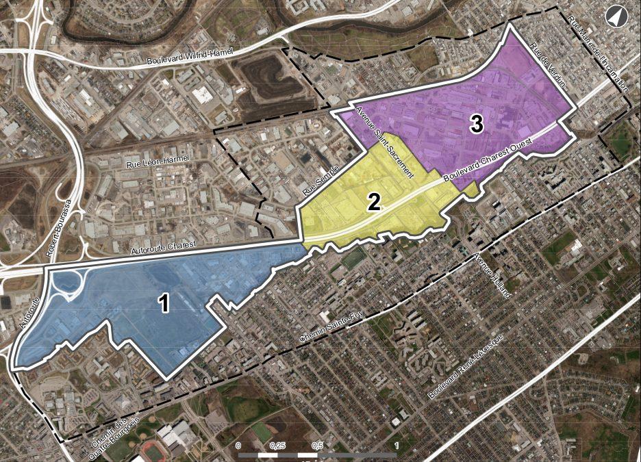 La Ville de Québec consulte pour une Vision d'aménagement du secteur Charest Ouest | 4 avril 2019 | Article par Suzie Genest