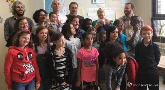 Joujouthèque Basse-Ville : déjà 25 ans! - Émile Vigneault