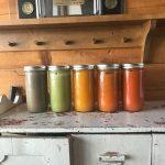 Nouvelles soupes en conserves - Pied bleu (Le)