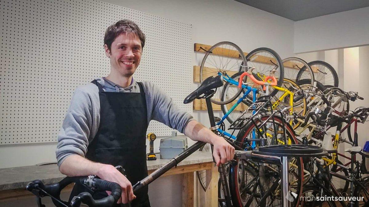 Un nouvel atelier de vélo sur la rue Saint-Vallier Ouest | 13 mai 2019 | Article par Flore Bibeau