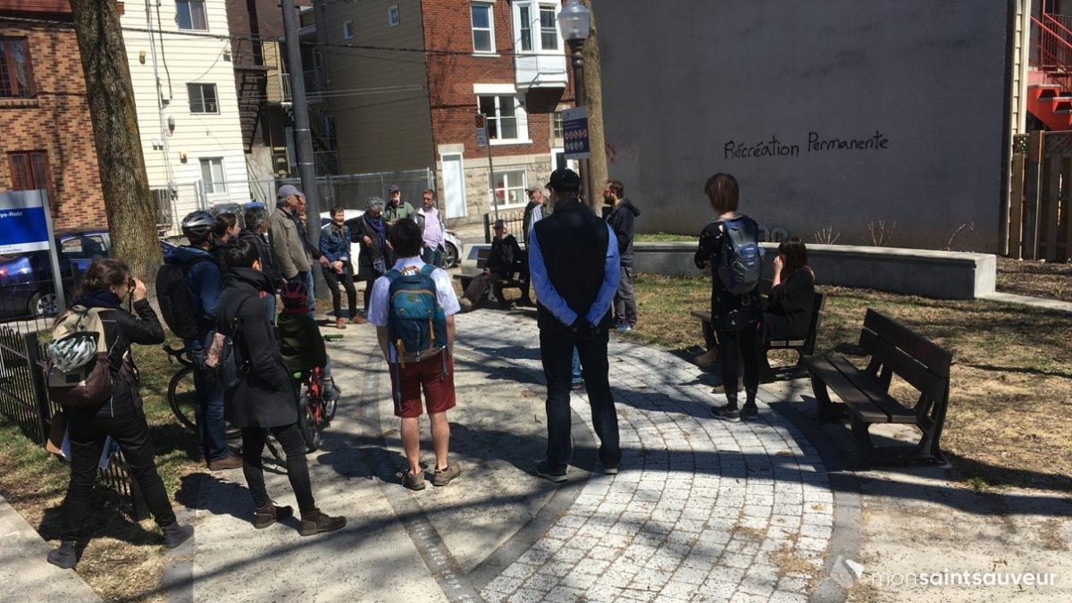 Verdir Saint-Sauveur, une promenade à la fois | 9 mai 2019 | Article par Émile Vigneault