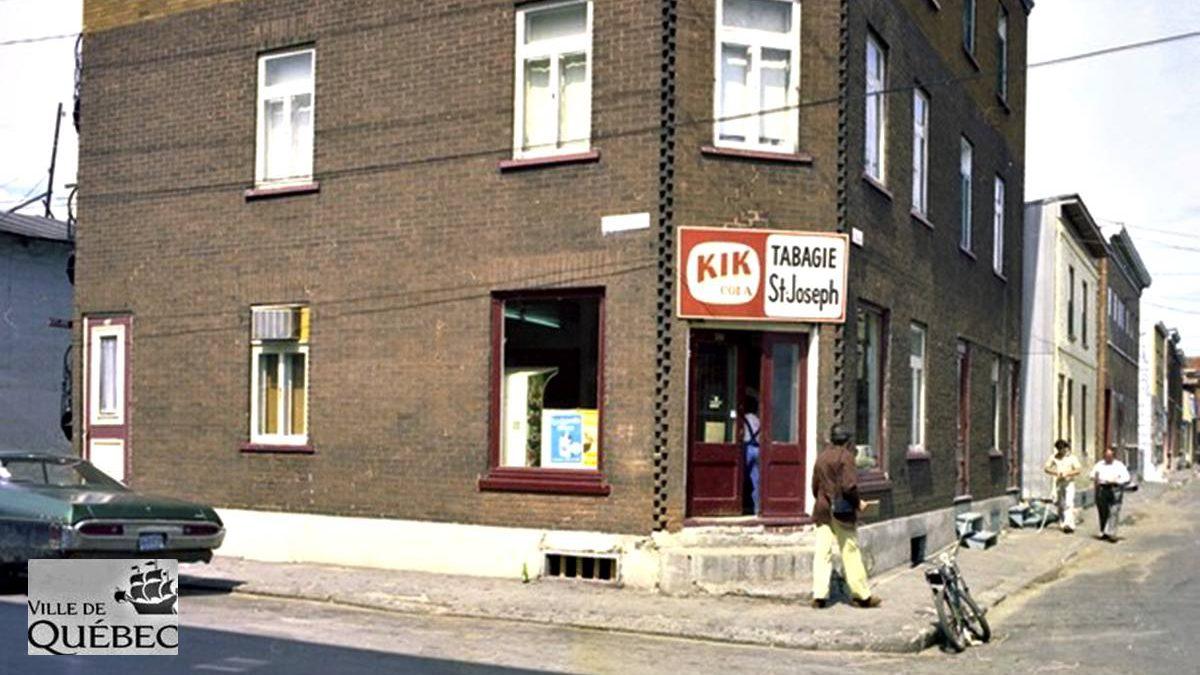 Saint-Sauveur dans les années 1970 (13) : tabagie St-Joseph | 4 août 2019 | Article par Jean Cazes