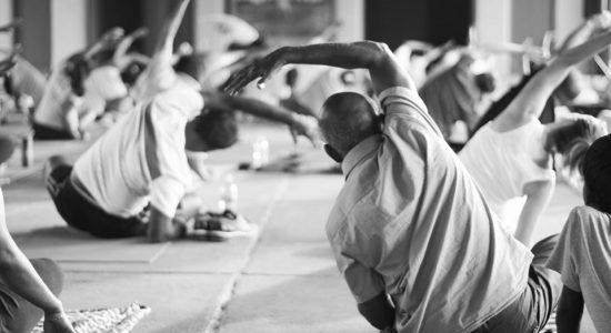 Cours de stretching pour les 55 ans et plus