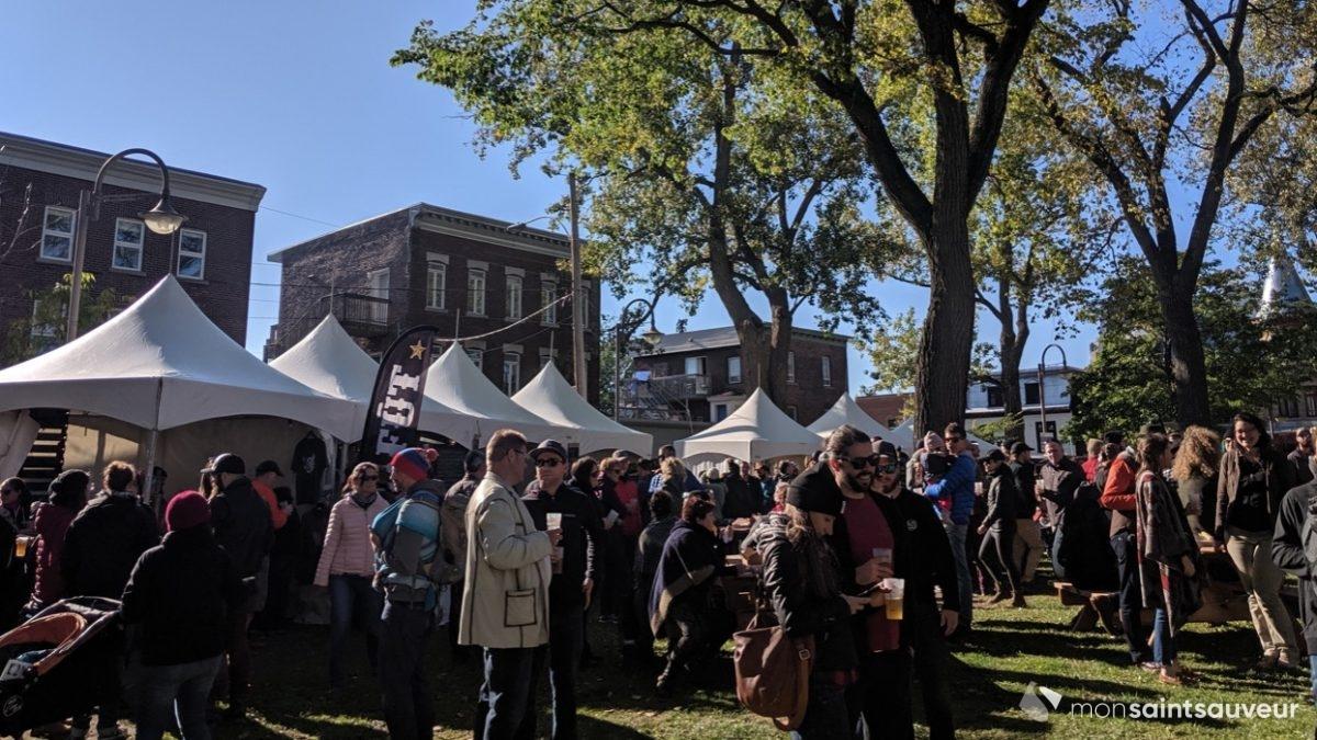 Village brassicole au cœur de Saint-Sauveur | 6 octobre 2019 | Article par Amélie Légaré