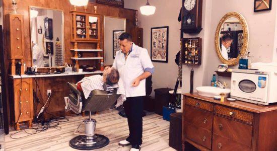 Nouveauté : Service de barbier | Coiffure et formation Valdy