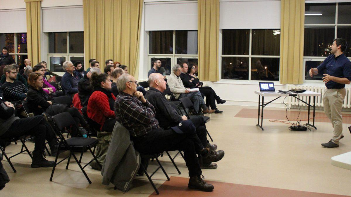 Des citoyens intéressés aux enjeux de Saint-Roch/Saint-Sauveur | 26 novembre 2019 | Article par Véronique Demers