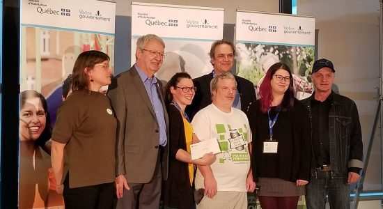 Le premier Prix François Saillant atterrit dans Saint-Roch - Suzie Genest
