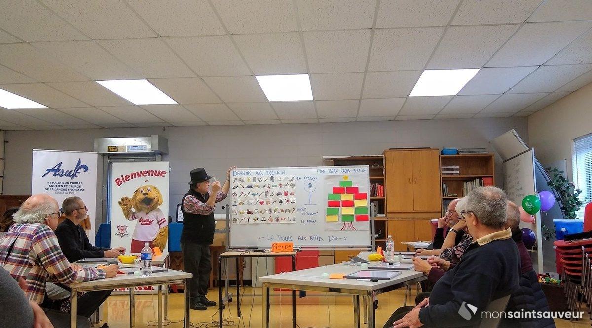 Jeux de mots au Patro | 16 décembre 2019 | Article par Jason Duval