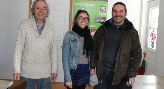 CCCQSS : 50 ans de mobilisation dans Saint-Sauveur - Véronique Demers