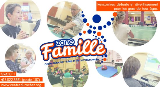 Programmation Zone-Famille