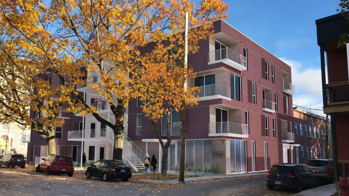 Dorimène: une nouvelle coopérative d'habitation veut pousser | 20 février 2020 | Article par Véronique Demers