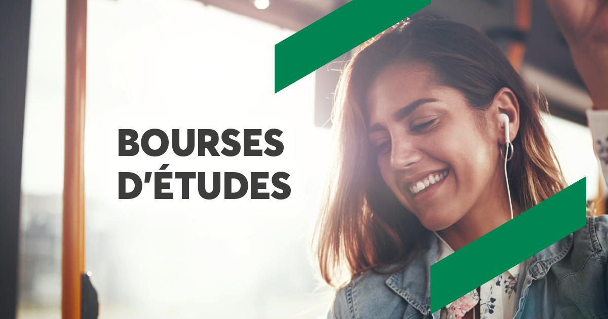 Bourses d'études Caisse Desjardins   Desjardins – Caisse de Québec