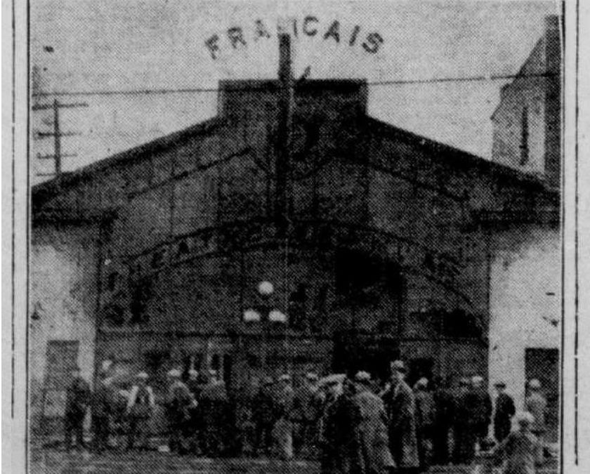 Le théâtre Français et le cinéma Laurier au coin Saint-Vallier – Carillon – 2 de 3 | 4 mai 2020 | Article par José Doré