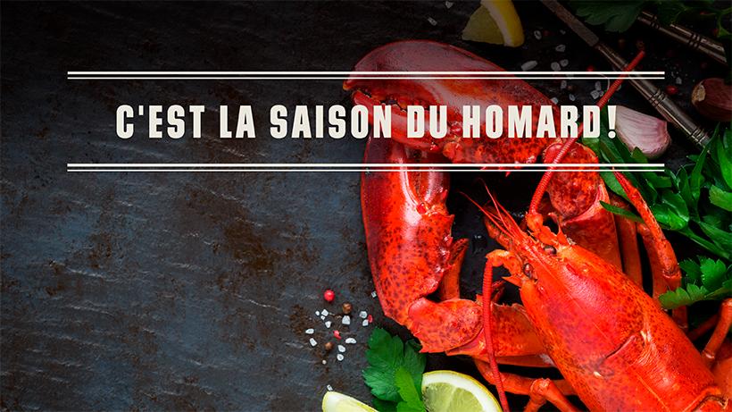 Saison du homard | Métro Ferland