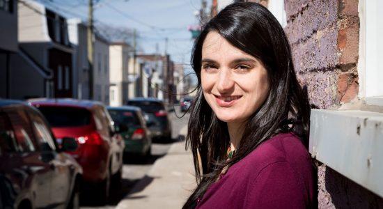 Une résidente met en valeur le patrimoine du quartier - Amélie Légaré