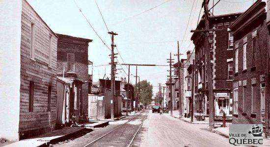 Saint-Sauveur dans les années 1940 (29) : rue de l'Aqueduc - Jean Cazes