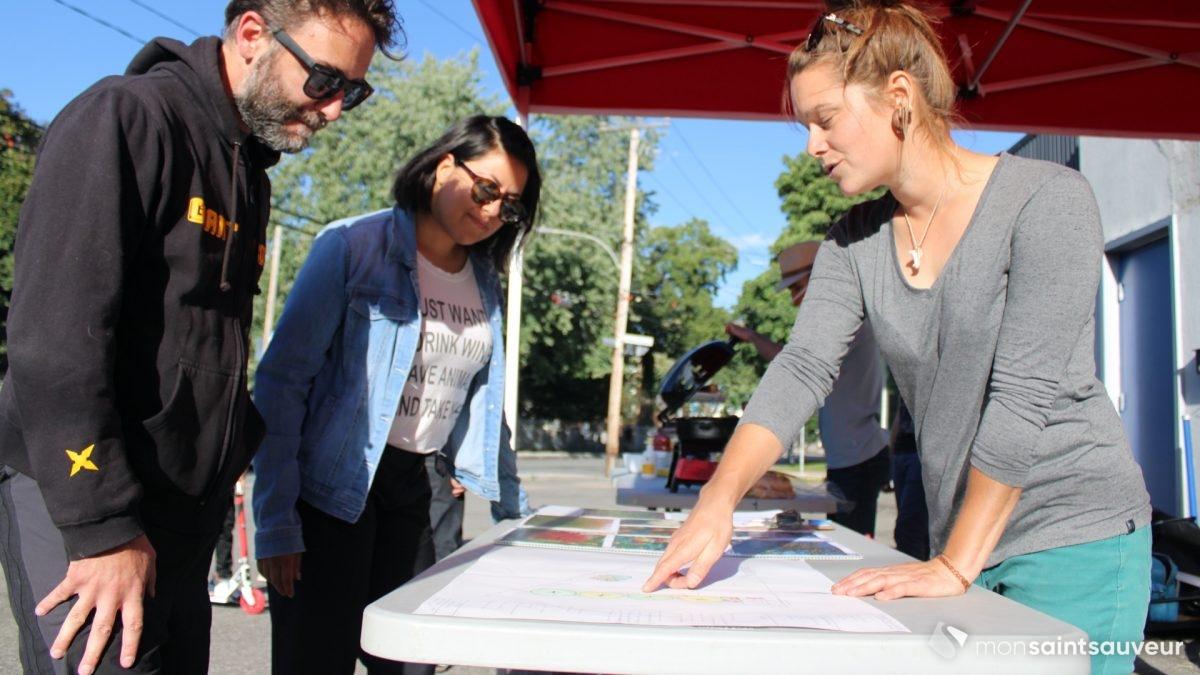 « Sous les pavés »: un plan pour le premier aménagement dans Saint-Sauveur | 31 août 2020 | Article par Véronique Demers