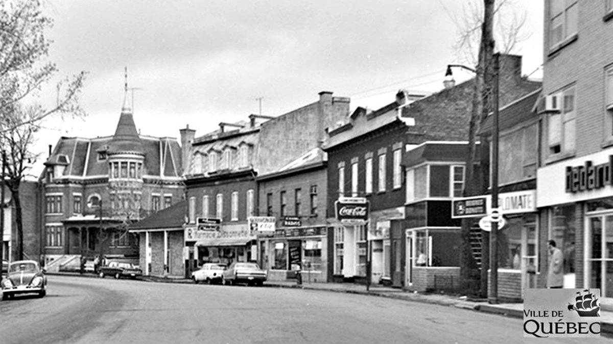 Saint-Sauveur dans les années 1960 (29) : rue Saint-Vallier Ouest | 1 novembre 2020 | Article par Jean Cazes