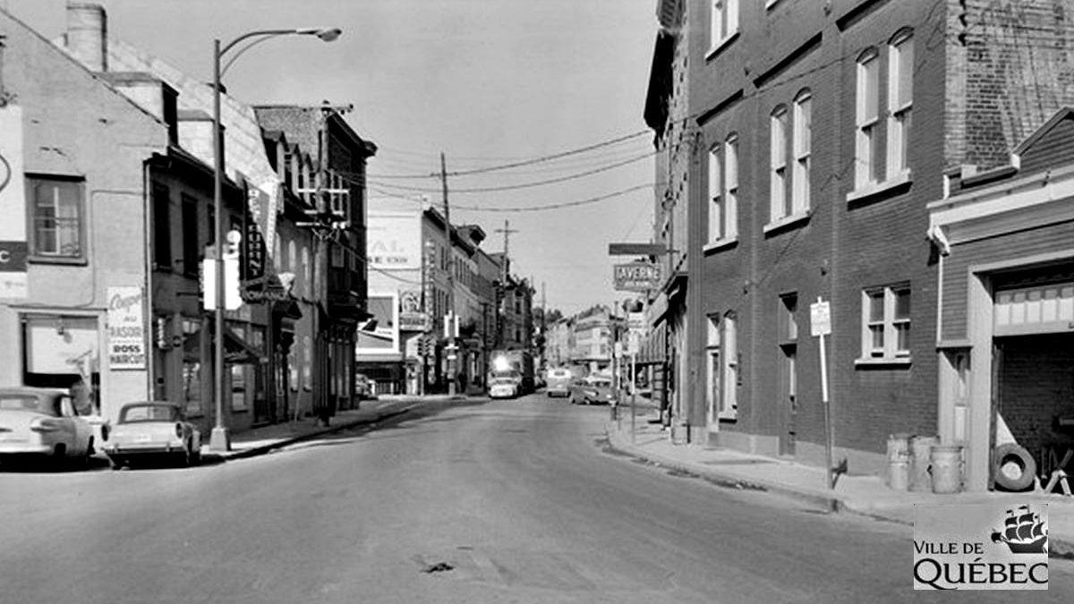 Saint-Sauveur dans les années 1960 (30) : rue Saint-Vallier Ouest   29 novembre 2020   Article par Jean Cazes