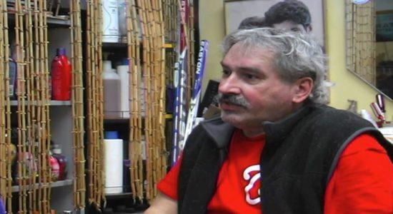 Florian Collin : coiffeur et esprit libre - Véronique Demers