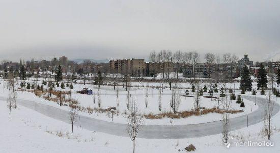 Histoire de la patinoire de la rivière Saint-Charles : 3- Une solution de remplacement - Réjean Lemoine