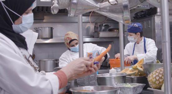 Le Pignon bleu souhaite récolter un million $ pour nourrir les enfants - Julie Rheaume