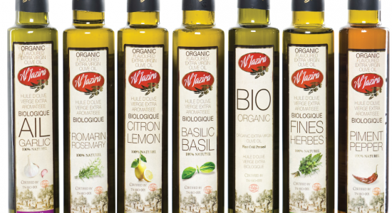 Huile d'olive extra vierge | Épicerie internationale Amine