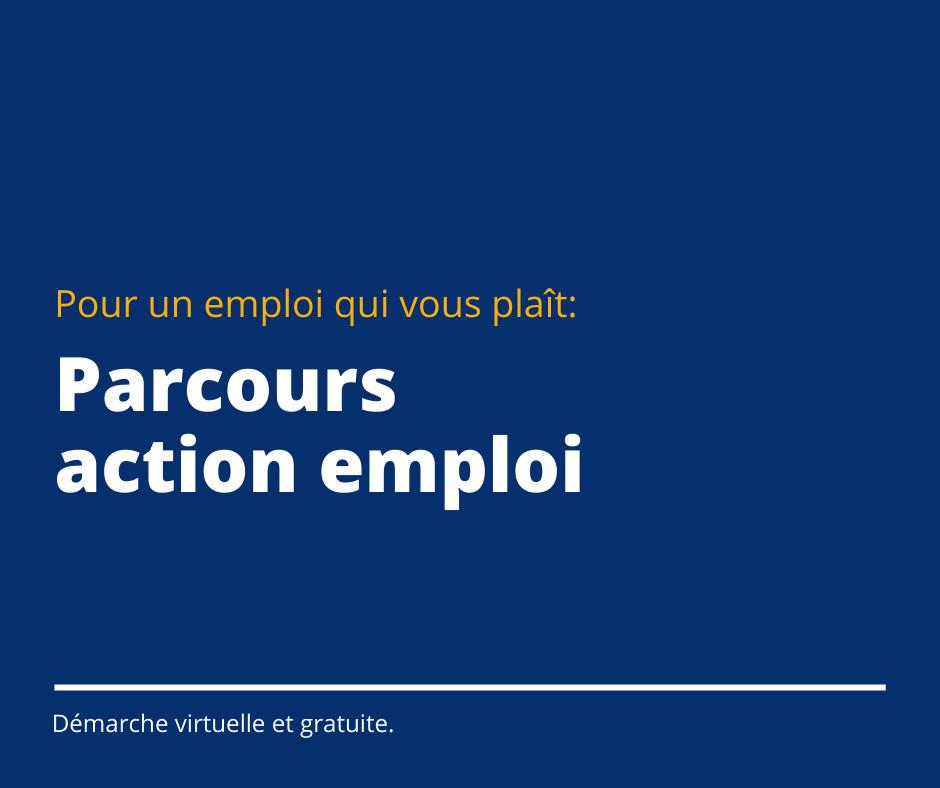 Parcours action emploi   GIT Services-conseils en emploi