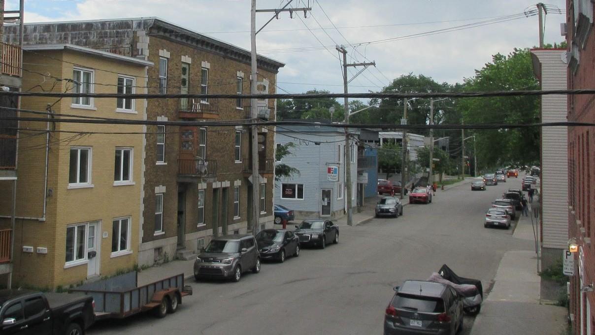 «Norbourg»  en tournage dans Saint-Sauveur - Julie Rheaume