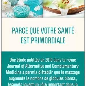 Promotion exceptionnelle en massothérapie | Été 2019 | Liliya M Gurvits Orthothérapeute