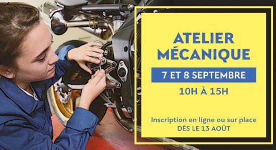Club mécanique pour femmes