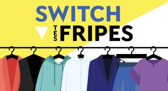 Switch tes fripes