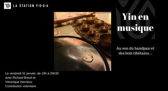 Yin en musique