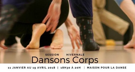 Dansons Corps   Hiver 2018